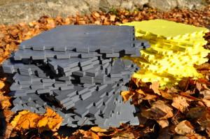 Plastová podlaha